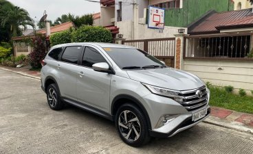 Sell Silver 2018 Toyota Rush in Quezon City