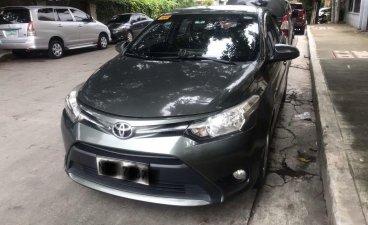 Grey Toyota Vios 2017 for sale in Manila