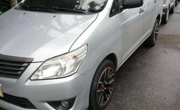 Sell Silver 2015 Toyota Innova in San Juan