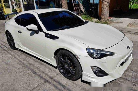Toyota 86 2015 AT for sale-1