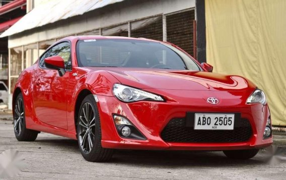 For Sale: 2015 Toyota 86-1
