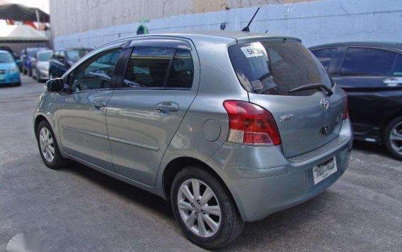 2010 Toyota Yaris 1.5 Manual for sale-4