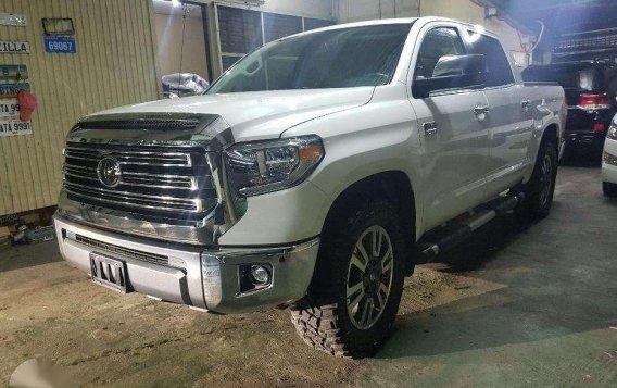 2019 Toyota Tundra 1794 Edition New Look-1