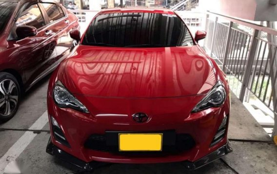 Toyota GT 86 2015 for sale