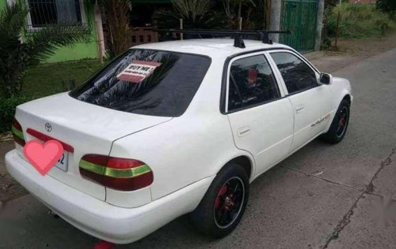 Toyota Corolla lovelife XE 2003 model FOR SALE-1