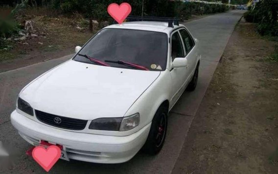 Toyota Corolla lovelife XE 2003 model FOR SALE-3
