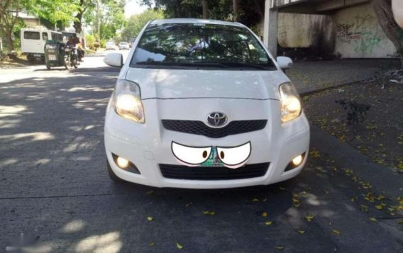 Toyota Yaris 2010 1st Owned Automatic transmission-2