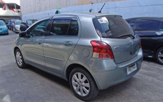 2010 Toyota Yaris 1.5 MT FOR SALE-4