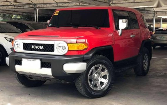 2015 FJ Cruiser 40 4x4 GAS Automatic 30k ODO 1st Owner CASA LIKE NEW-2