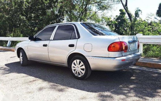 Selling Toyota Corolla baby altis 2003 -5