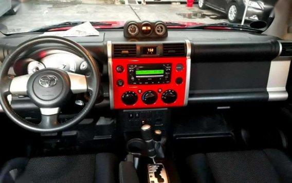 2015 Toyota Fj Cruiser 4x4 Automatic for sale -8
