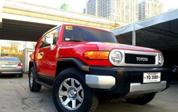 2015 Toyota Fj Cruiser 4x4 Automatic for sale -3