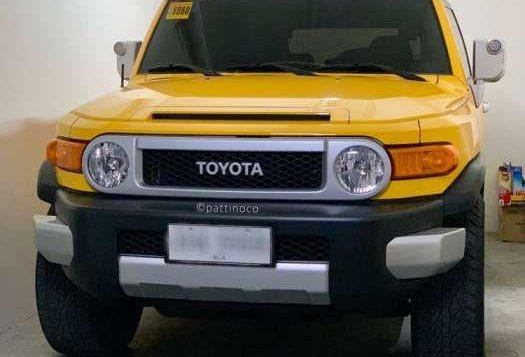 Toyota FJ CRUISER 2015 for sale