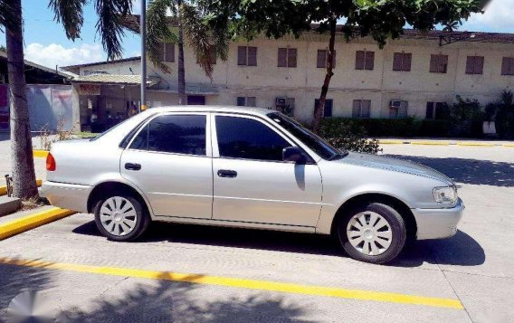 Selling Toyota Corolla baby altis 2003 -4