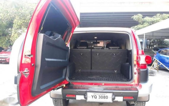 2015 Toyota Fj Cruiser 4x4 Automatic for sale -6