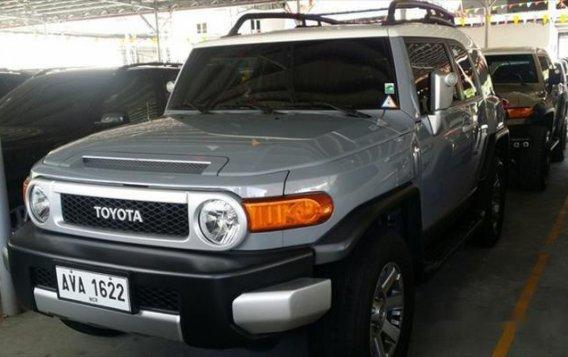 Toyota FJ Cruiser 2015 AT for sale