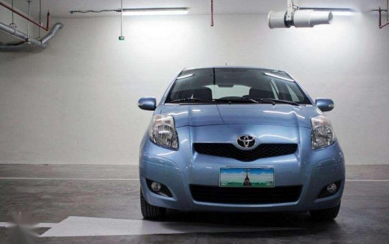 2010 Toyota Yaris 1.5G AT for sale-4