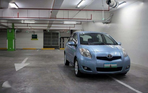 2010 Toyota Yaris 1.5G AT for sale-2