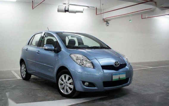 2010 Toyota Yaris 1.5G AT for sale