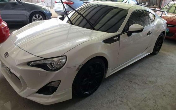Toyota GT 86 2015 AT aero MT  FOR SALE-1