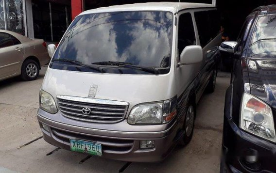 Toyota Hiace 2004 for sale-2