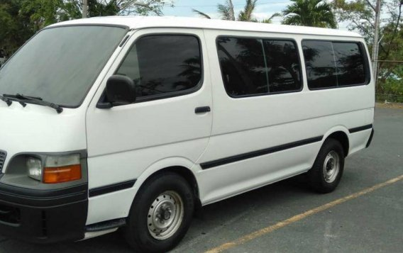 2004 Toyota Hiace For sale-2
