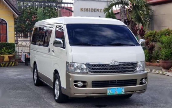 2007 Toyota HiAce for sale-1