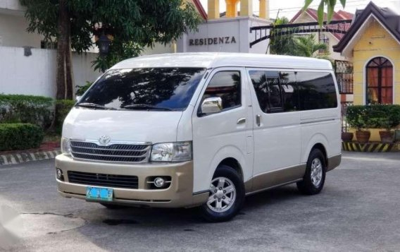 2007 Toyota HiAce for sale-7