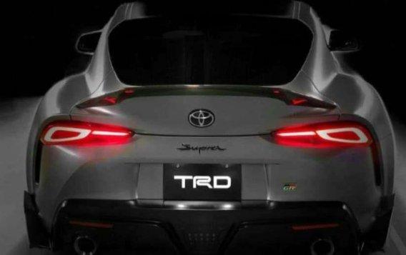 Toyota Supra 2019 brand new for sale-2