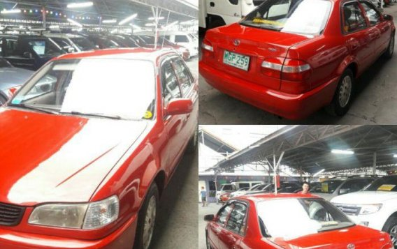 1999 Toyota Corolla Xe for sale