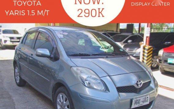 Toyota Yaris Manual 2010 for sale