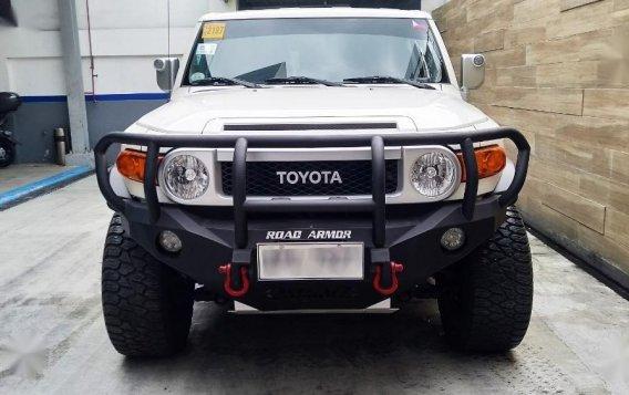 Toyota FJ Cruiser 2015 for sale-1
