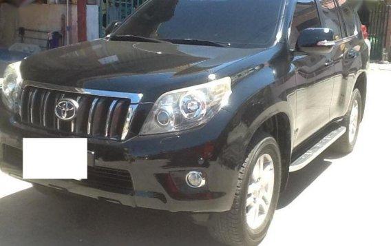 Selling Used Toyota Land Cruiser Prado 2012 in Cebu City-1