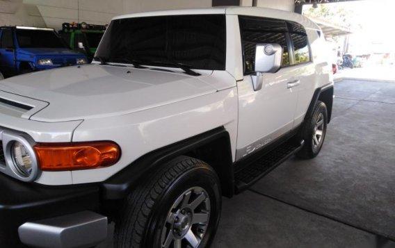 Toyota Fj Cruiser 2015 Automatic Gasoline for sale in Mexico-2