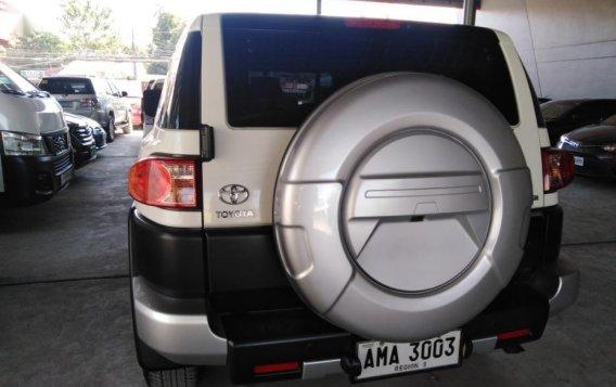 Toyota Fj Cruiser 2015 Automatic Gasoline for sale in Mexico-3