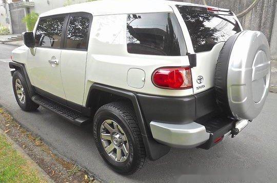 Selling Toyota Fj Cruiser 2015 Automatic Gasoline-2