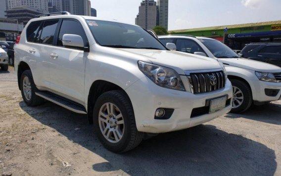 Toyota Land Cruiser Prado 2012 at 50000 km for sale in Cainta-7