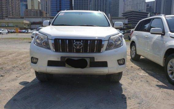 Toyota Land Cruiser Prado 2012 at 50000 km for sale in Cainta