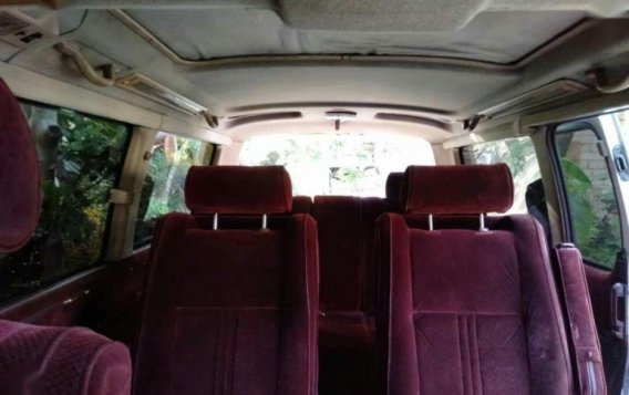 Selling 2004 Toyota Hiace Van for sale in Roxas-6