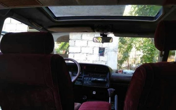 Selling 2004 Toyota Hiace Van for sale in Roxas-5