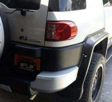 Toyota Fj Cruiser 2015 Automatic Gasoline for sale in Malabon-3