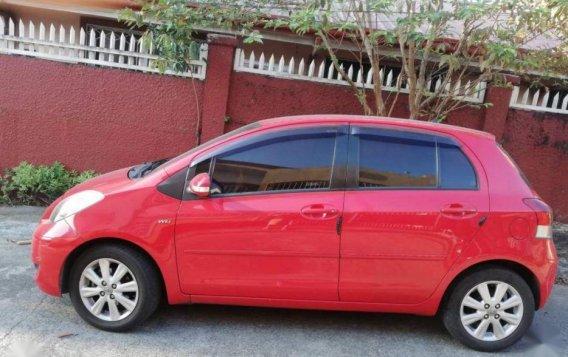 2nd Hand Toyota Yaris 2010 Automatic Gasoline for sale in Marikina