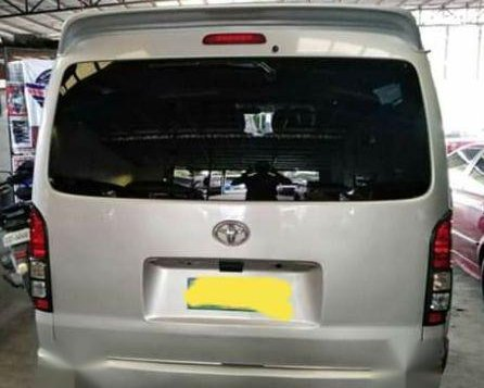 2nd Hand Toyota Hiace 2007 for sale in Manila-5