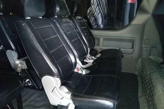2nd Hand Toyota Hiace 2007 for sale in Manila-7