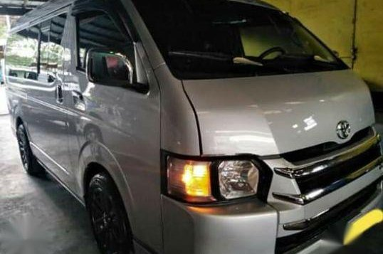 2nd Hand Toyota Hiace 2007 for sale in Manila-2
