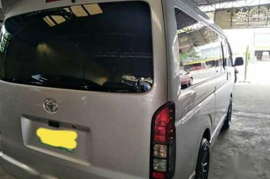 2nd Hand Toyota Hiace 2007 for sale in Manila-3