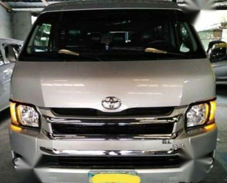 2nd Hand Toyota Hiace 2007 for sale in Manila-1