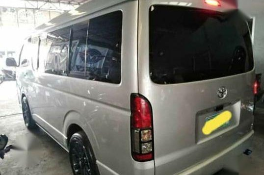 2nd Hand Toyota Hiace 2007 for sale in Manila-4