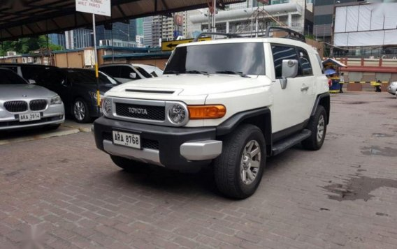 Selling 2nd Hand Toyota Fj Cruiser 2015 in Taguig-1