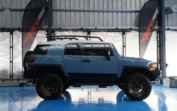 Sell Used 2015 Toyota Fj Cruiser at 45000 km in Quezon City-1